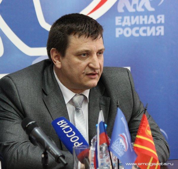 Игорь Васильевич Ляхов возглавит в Смоленске областную Думу VI созыва