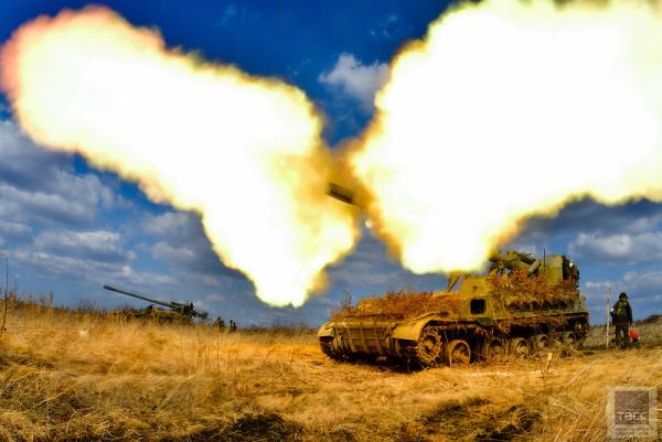 Артиллерийские орудия повышенной мощности возвращаются в боевой строй