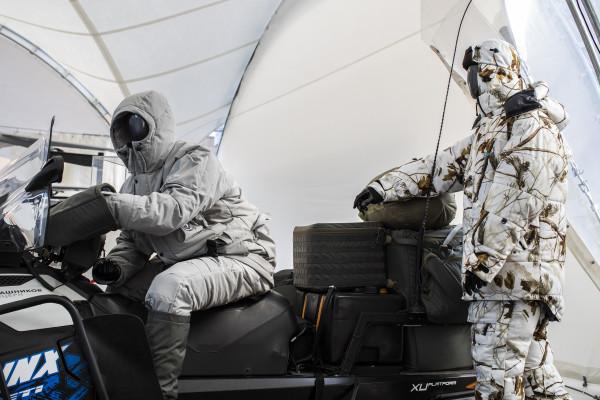 «Калашников» создал арктическую военную экипировку