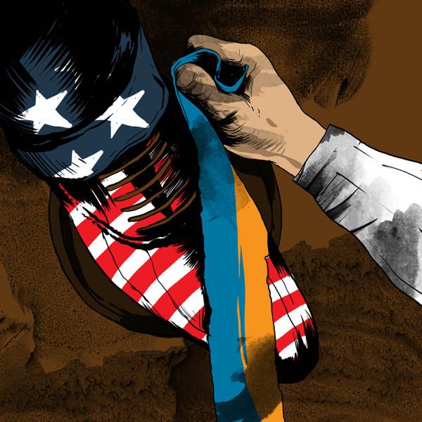 Украина _ США