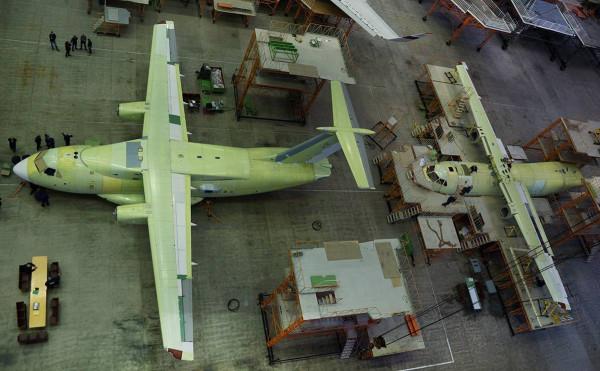 Ил-112В приступает к летным испытаниям