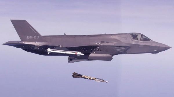 «Деньги на ветер», или зачем новейший истребитель F-35B ВВС США летал в Афганистан