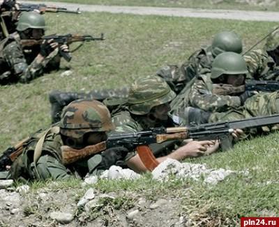 военные учения 1