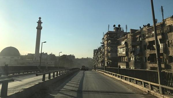 «В Сирии все спокойно», - Центр примирения враждующих сторон