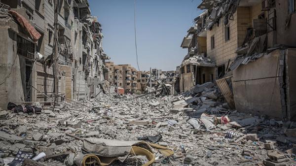 МИД Сирии: «Действия западной коалиции в Ракке – геноцид»