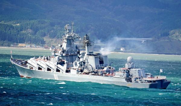 ВМФ России и Китая провели совместные учения в Желтом море