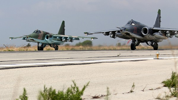 ВКС РФ очистила всю территорию Сирии от террористов