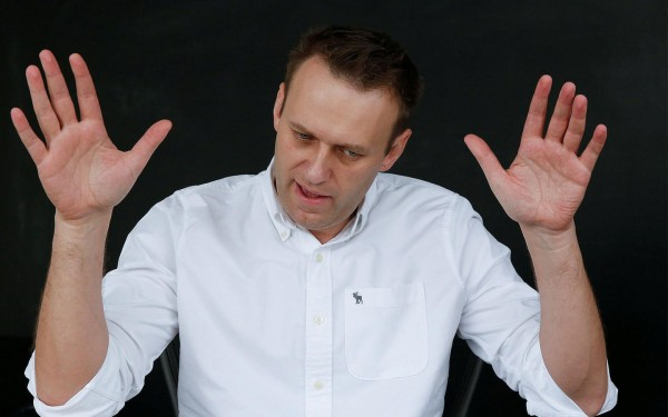 Виталий Серуканов публикует книгу-разоблачение о самодуре и деспоте Навальном