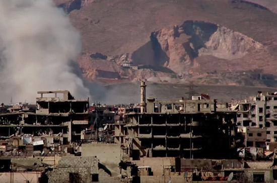 Террористы задерживаются в Хаме: удар ВКС РФ не задержится