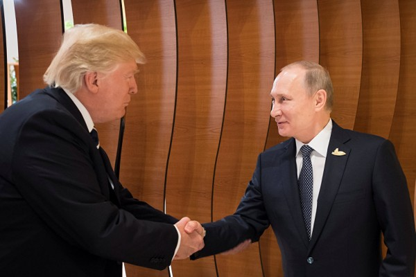 Путин жестко осадит Трампа по поводу нарушений Россией условий ДРСМД
