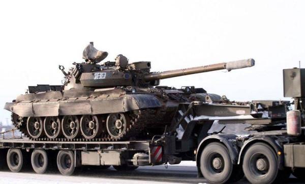 Дареному коню в зубы не смотрят: Латвия не знает, куда девать подаренные танки Т-55