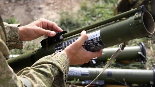 ВПК РФ будет поставлять гранатометы Филиппинам