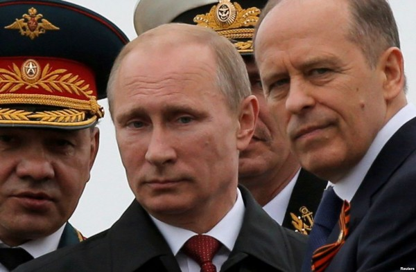 Владимир Путин призвал разные страны сплотиться для борьбы с терроризмом