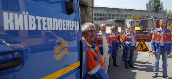 На Украине города начали замерзать по новому тарифу