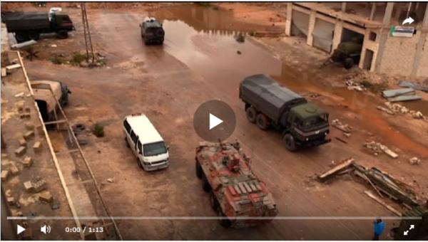Части РБХ-защиты ВС РФ смогут предотвратить новые химудары в Сирии