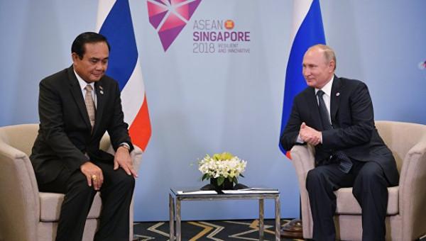 Саммит АСЕАН или как Путина переиграл Штаты