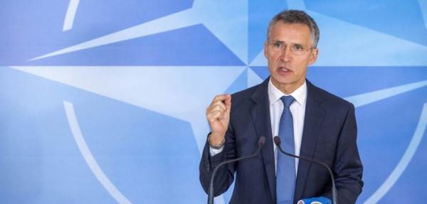 Столтенберг: ЕС без НАТО останется беззащитным