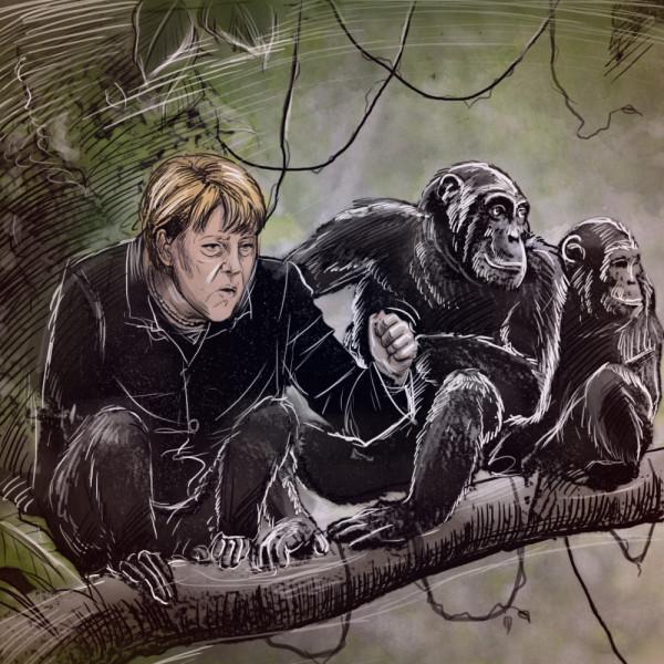 Новоизбранные лидеры Европарламента стали объектом пародий в комиксах.