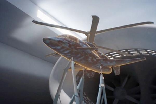 Представлена модель новейшего российского боевого вертолета последнего поколения