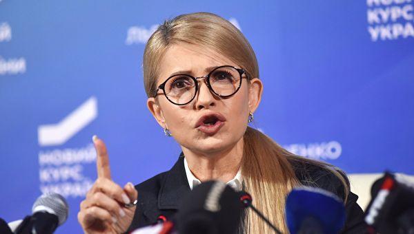 Как Тимошенко собирается выполнять свои президентские обещания о возвращении Крыма и Севастополя?