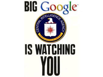 Google сливает пользовательские данные на сервера ЦРУ и АНБ