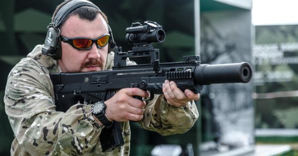 «Супероружие» российского спецназа - автомат ШАК-12