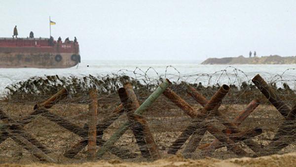 Украина приступила к режиму усиленного патрулирования в Азово-Черноморском регионе