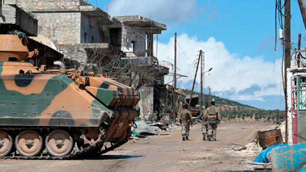 США и Турция могут схлестнуться на северо-востоке Сирии
