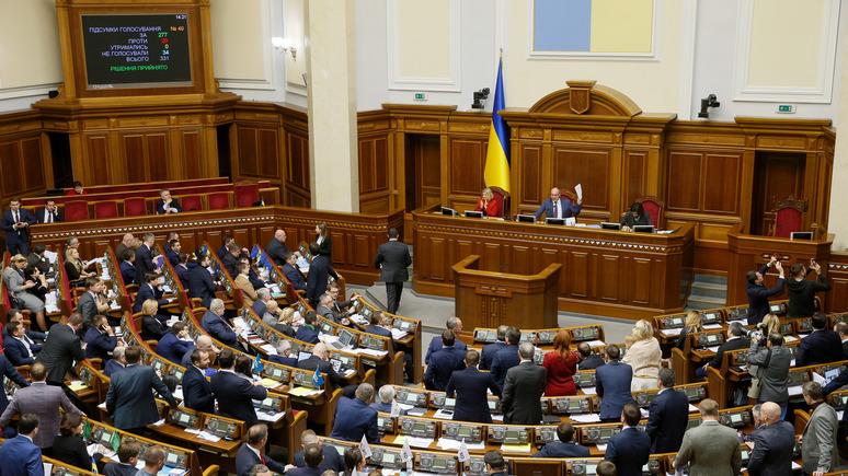 Украина перестанет дружить с Россией с 1 апреля 2019 года