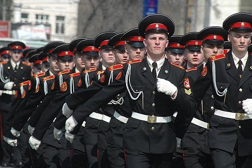 кадеты россии