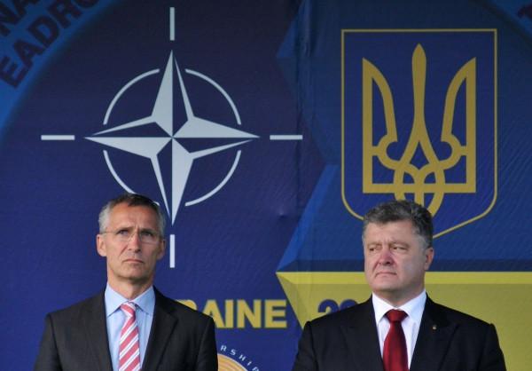 Результаты опроса: почти половина украинцев не приветствует вступления страны в НАТО