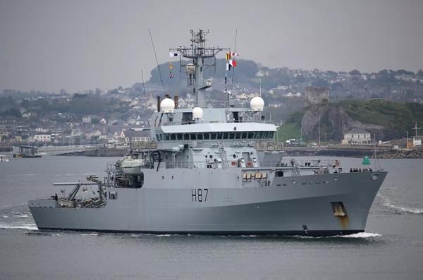 Британия поддержала Украину в Черном море научным кораблем «Эхо»