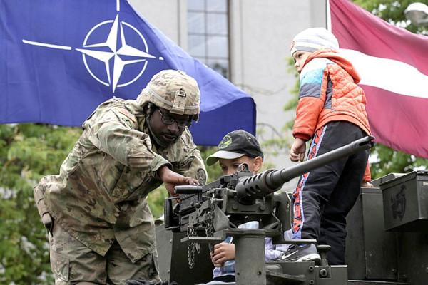 Все базы НАТО в Прибалтике могут быть уничтожены за 5 минут