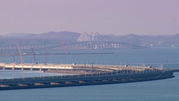 Крымский мост перевыполнил годовой план в 2018 году