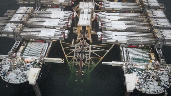 Германия ЗА: «Северный поток-2» будет закончен в срок
