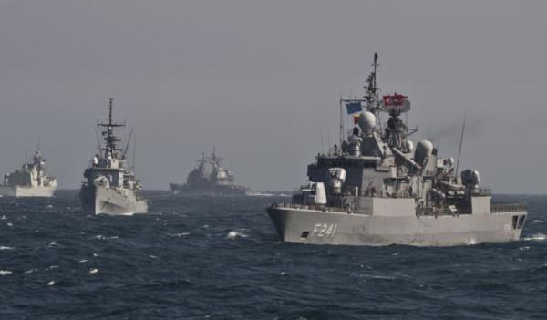 НАТО поддержит Грузию в Черном море