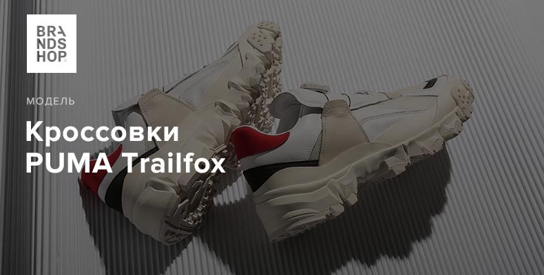 PUMA Trailfox