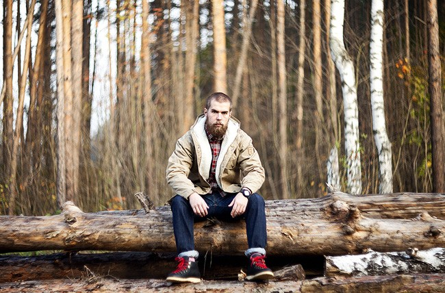 Lookbook Fracap Fjallraven AW12