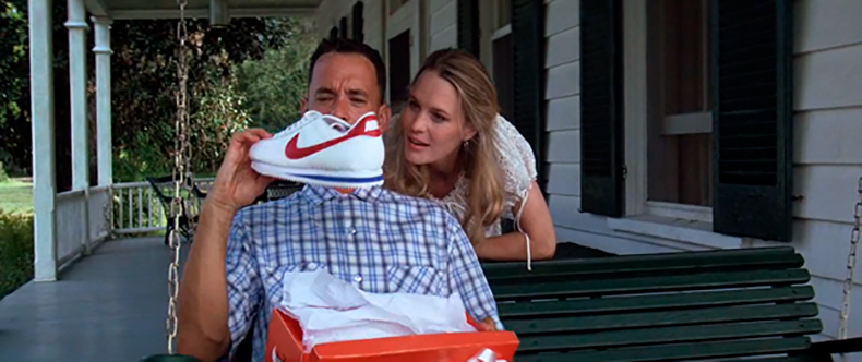 Форест Гамп и Nike