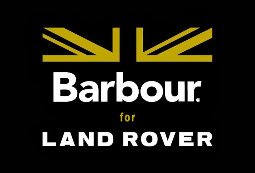 Barbour x Land Rover logo