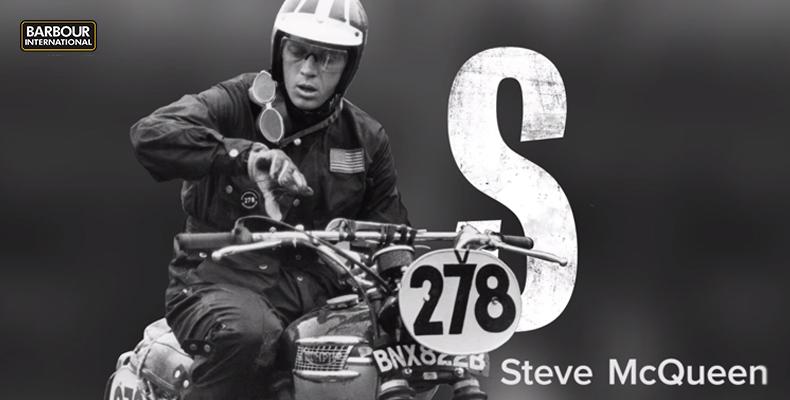 Barbour x Steve MacQueen
