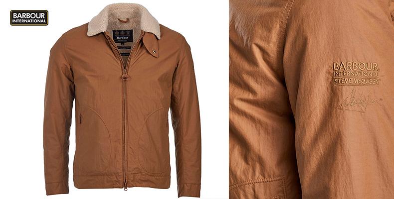 Куртка Barbour x Steve MacQueen