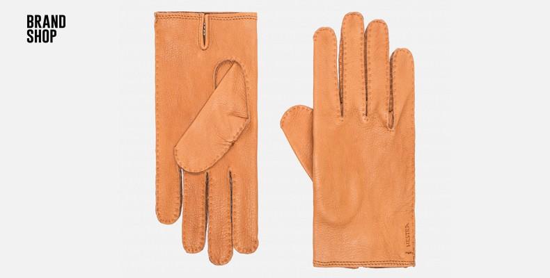 Мужские перчатки Hestra Jacob Brown
