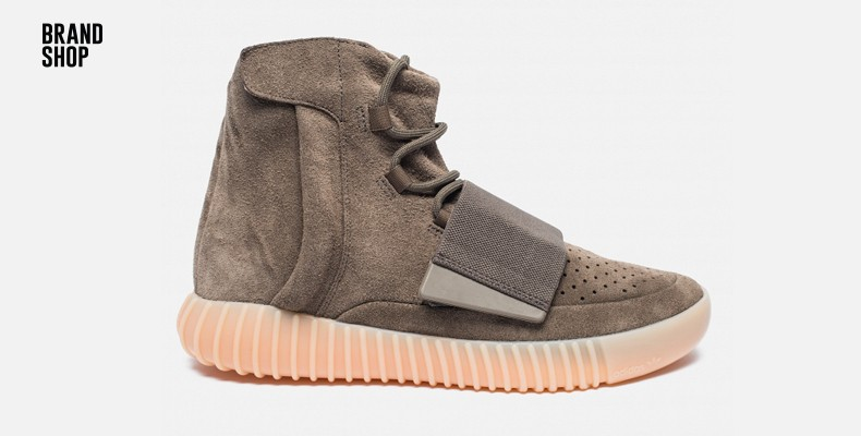 кроссовки Yeezy Boost 750 Light Brown