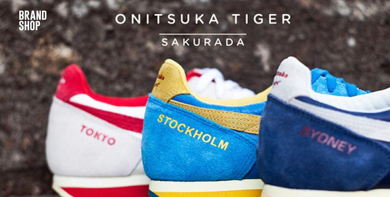 Onitsuka Tiger Sakurada