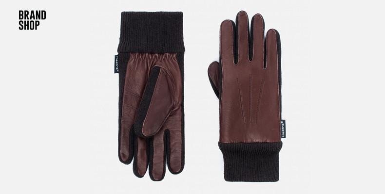 Мужские перчатки Hestra
