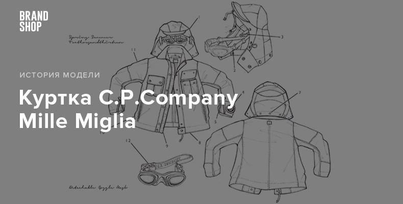 C.P. Company Mille Miglia