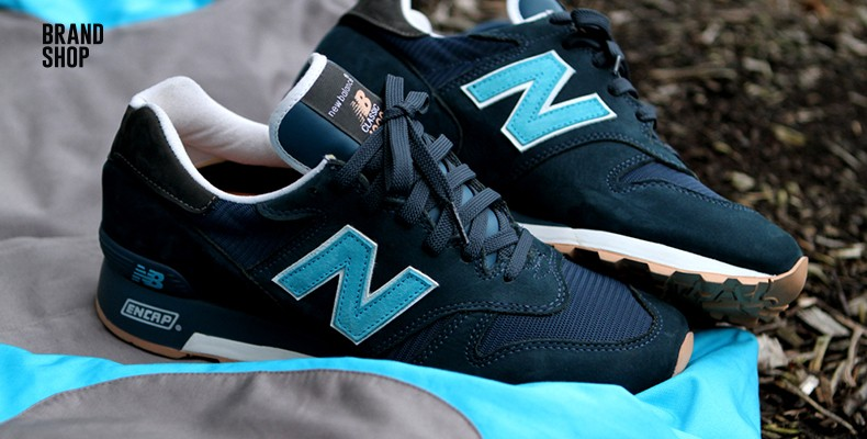 New Balance Ronnie Fieg