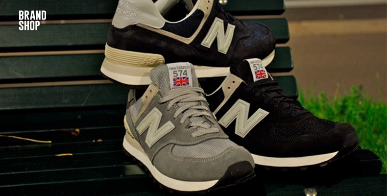 New Balance 574 made in England