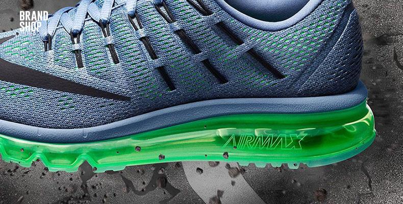 Подошва Nike Air Max 2016